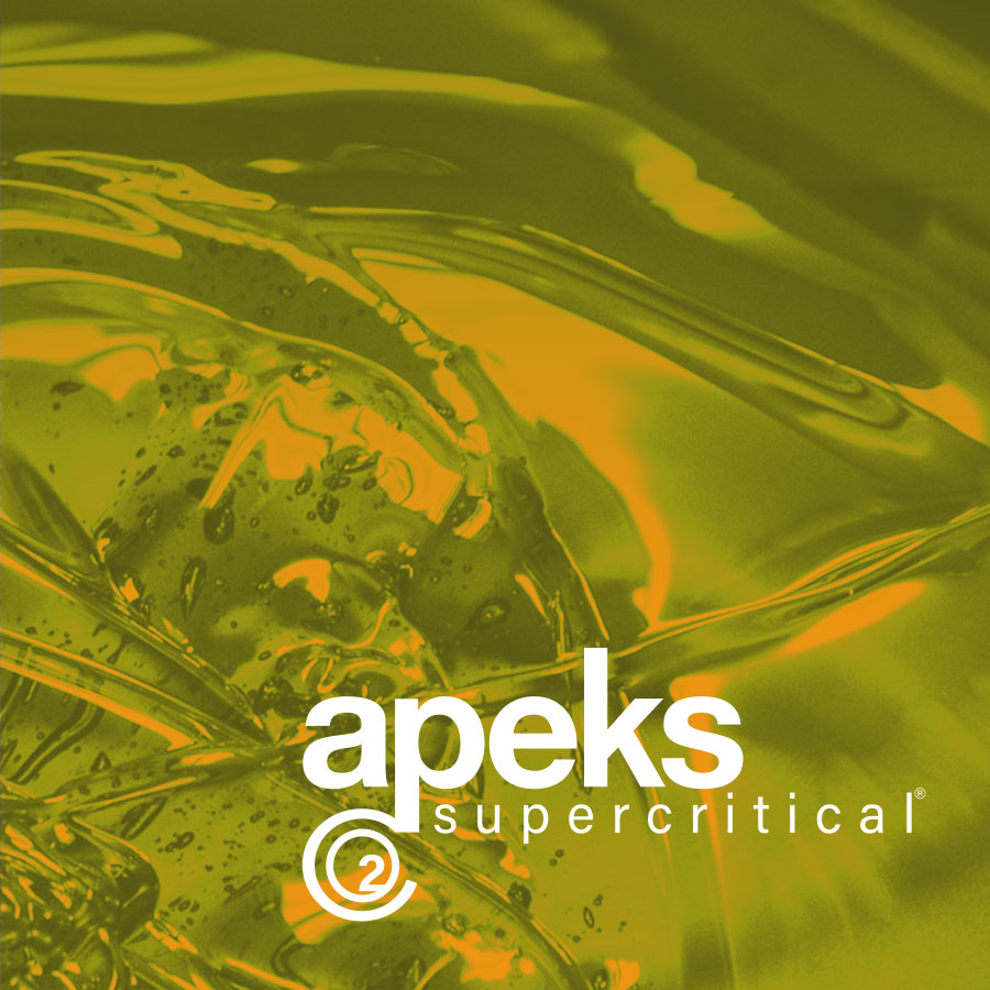 Apeks Supercritical - Processing Solutions